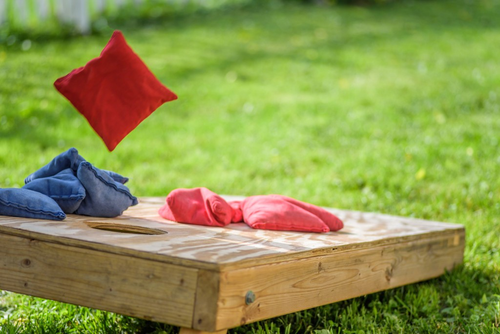 The Best Diy Games To Match Your Outdoor Reception Standingcloud