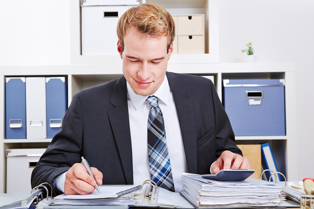 checking finances
