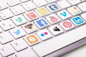 growing brand on social media